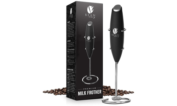 bean envy milk frother christmas gift