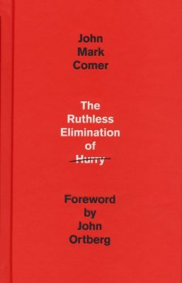 the ruthless elimination of hurry book christmas gift