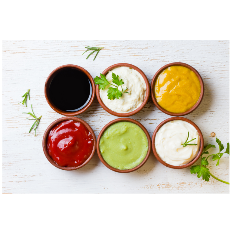 healthy sauces dietitian Taylor Stolt