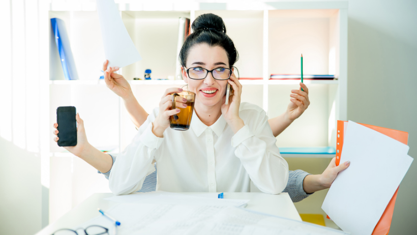 Multitasking Is A Lie, and What To Do About It