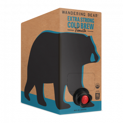 wandering bear extra strong cold brew
