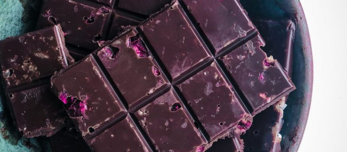 easy paleo dark chocolate